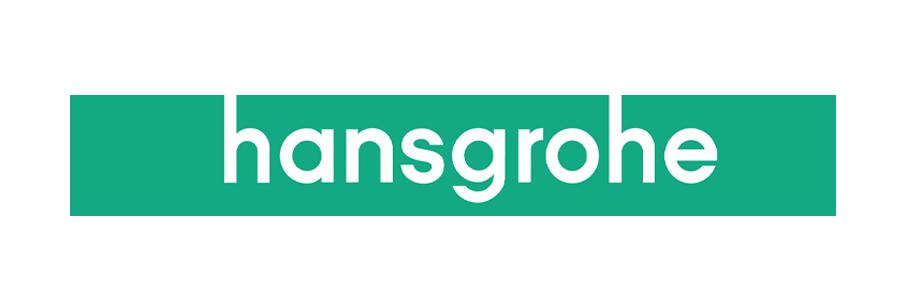Hans Grohe logo en producten